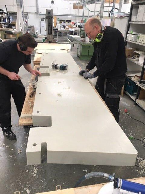 100 mm PP planke